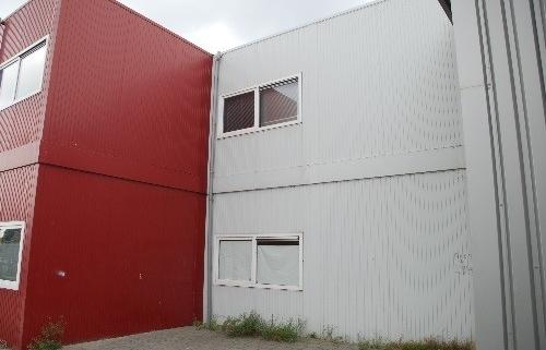 Vier klaslokalen voor Damstede te Amsterdam