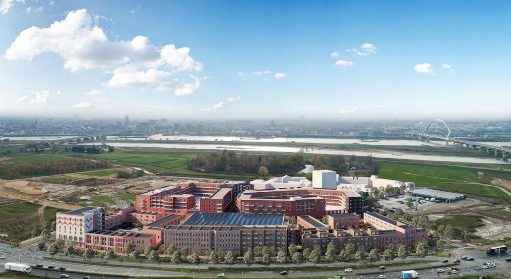 Gemeente Nijmegen koopt tijdelijke units