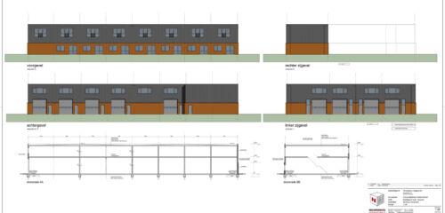 Voor een nieuw te realiseren bedrijfsverzamelgebouw heeft Formulebouw een grondpositie in Velsen-Noord aangekocht.